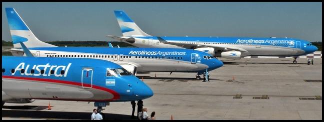 Suspenden vuelos a Mendoza durante las primeras semanas de Enero del 2017
